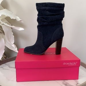 Brand new Navy boots